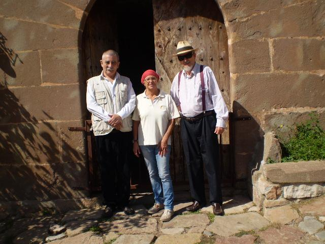 Fernando Tola, Nonoi y yo. Moià -Barcelona-, 2013