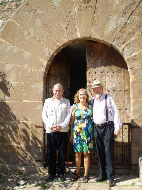Fernando Tola, Helena y Leopoldo