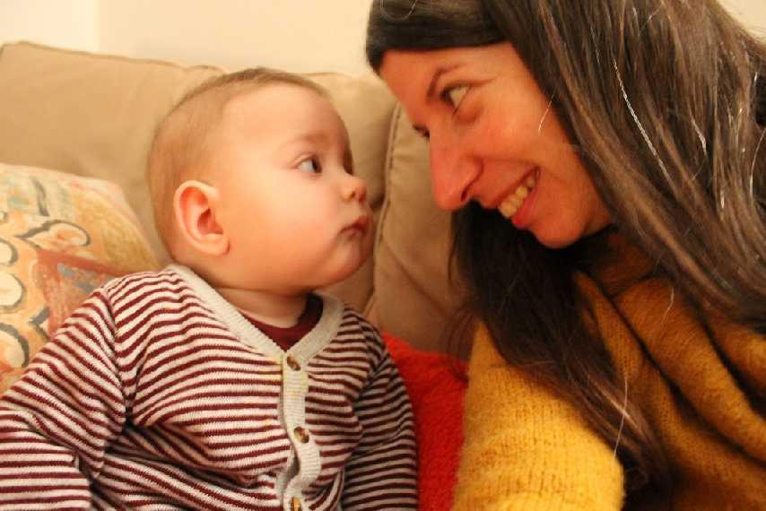 Rosita y Ruben. Bruselas, noviembre/2014