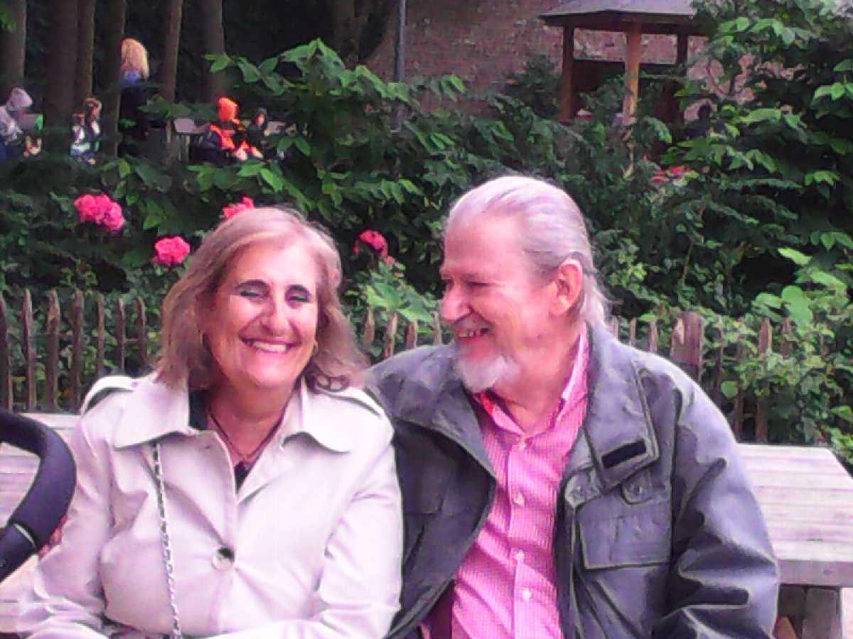 Leopoldo de trazegnies y Helena Zurrón
